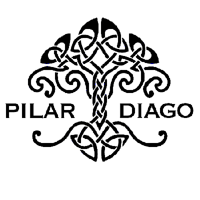 Logotipo Pilar Diago