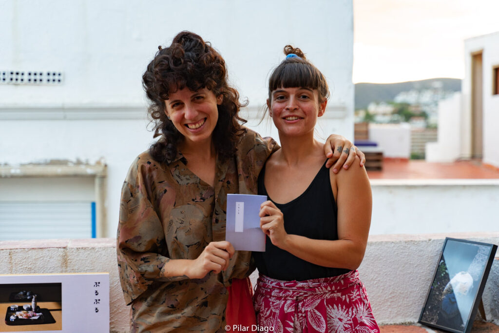 Elena y Sandra