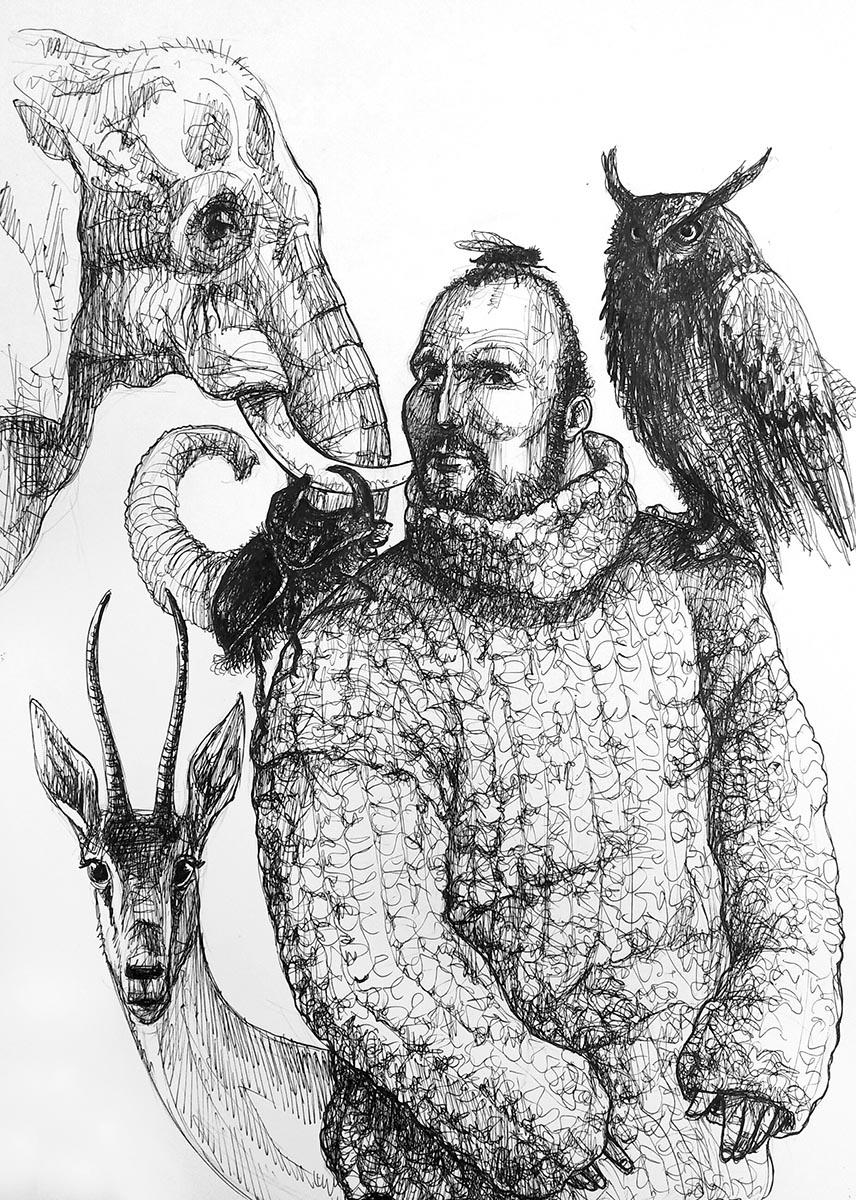 Ilustración de Sergi Cambrils